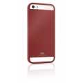 White Diamonds Materialized Metal Pure Red for iPhone 5, 5S (1210MMPUR42)