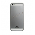 White Diamonds Materialized Metal Stream Silver for iPhone 5, 5S (1210MMSTR45)
