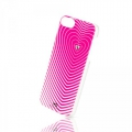 White Diamonds Heartbeat Pink for iPhone 5, 5S (1210HBT41)
