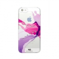 White Diamonds Liquids Pink for iPhone 5, 5C, 5S (1220LIQ41)