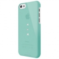 White Diamonds Trinity Mint for iPhone 5, 5S (1220TRI53)