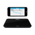 Withings Wi-Fi Body Scale Black for iPad/iPhone/iPod (WS-30-Black)