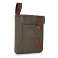 Xtrememac Sleeve for iPad Mini, Vintage Green (IPDN-VS-53)