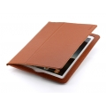 Yoobao Executive Leather Case for iPad 2 (Brown)