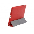 Yoobao iSmart Leather Case for iPad 2 (Red)