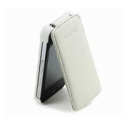 Yoobao Slim Leather Case White for iPhone 4