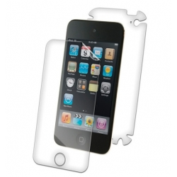 Zagg Invisible Shield for iPod Touch 4G, Full Body Maximum Coverage (APIPTOU4MC)