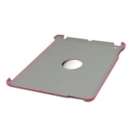 Zenus Synthetic Leather Smart Match Back Cover for iPad 4, 3, 2 - Pink