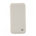 Zenus Masstige Color Point Folder Series for iPhone 4, 4S (White)