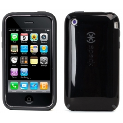CandyShell BatWing Black for iPhone 3G/3GS (IPH3G-CNDY-BKGY)