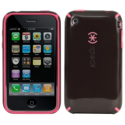CandyShell DarkHeart Black for iPhone 3G/3GS (IPH3G-CNDY-A09A11)