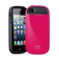 iOttie Popsicle Protective Case Cover for iPhone 5, 5S (Magenta)