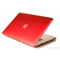 "iPearl Crystal Case for MacBook Pro 13"" - Red"