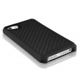 ITSkins Atom Matt Carbon for iPhone 5, 5S - Black (APH5-ATMCA-BLCK)