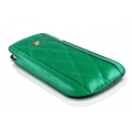 iTSkins Enzo Chronos for iPhone 5, 5S - Green