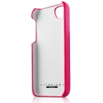 iTSkins Dazzle Divine for iPhone 5, 5S - Pink