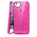 iTSkins Ink for iPhone 5, 5S (Pink)