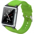 iWatchz Q Collection Watch Bank for iPod Nano 6 Gen. - Green