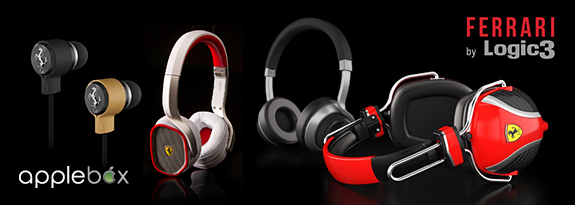Ferrari Earphones & Headphones for Apple